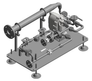 Product: Automatic Pump Packaged Unit - APT10, APT14, APT14HC