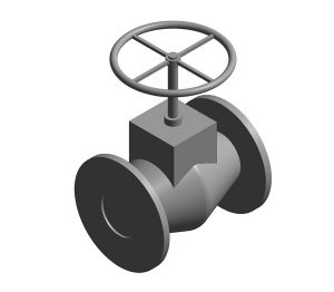 Product: Bellows Sealed Stop Valves