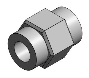 Product: DCV41 Austenitic Stainless Steel Disc Check Valve