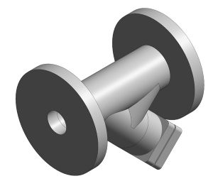 Product: Fig 34 Carbon Steel Strainer - ASTM Material