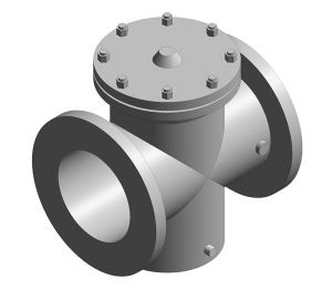 Product: Fig 7 Carbon Steel Strainer