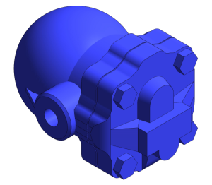 Product: FT14 Screwed Ball Float Steam Trap