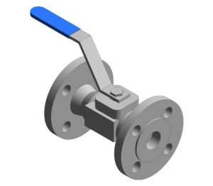 Product: M21Si2 DIN Ball Valve