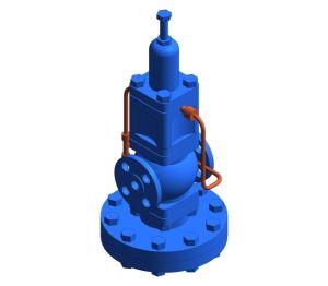 Product: Pressure Reducing Valve (DP27 / DP27E / DP27Y)