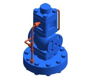 Product: Pressure Reducing Valve (DP27R)