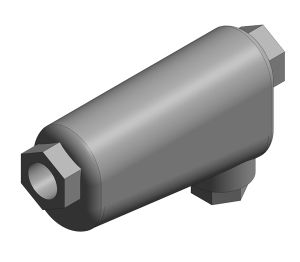 Product: S12 SG Iron Separator (Screwed)