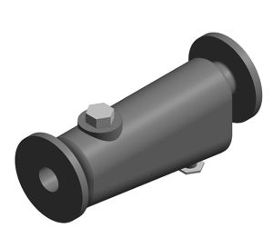 Product: S13 SG Iron Separator (Flanged)