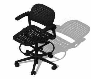 Product: Cachet 487 Series Swivel Base Chair