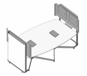 Product: Media Scape Table