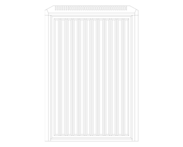 Revit, BIM, Download, Free, Components, object, objects, Stelrad, radiator, heating, mechanical, range, equipment, radiators,bathroom,kitchen, softline, K3, compact, series, smooth, curved, edges
