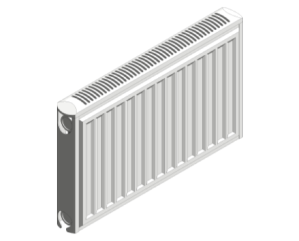 Revit, BIM, Download, Free, Components, object, objects, Stelrad, radiator, heating, mechanical, softline, range, equipment, radiators,K1,K2,P+