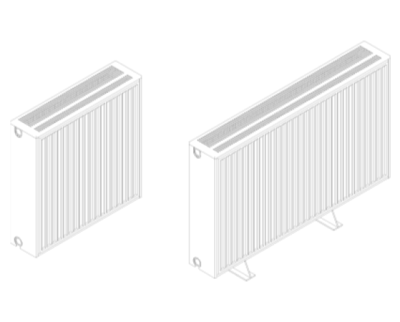 Revit, BIM, Download, Free, Components, object, objects, Stelrad, radiator, heating, mechanical, range, equipment, radiators,bathroom,kitchen, vita,series, compact, k3 additional, heat, low ,energy, stylish