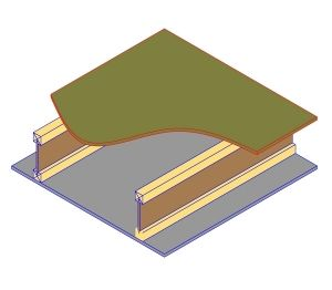 Product: Mid Floor Housing (Loose Joist)