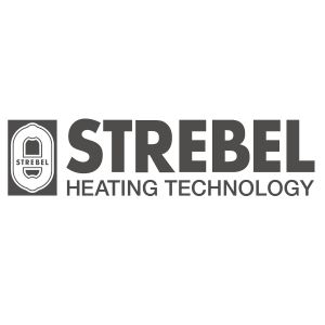 Strebel Logo Grey