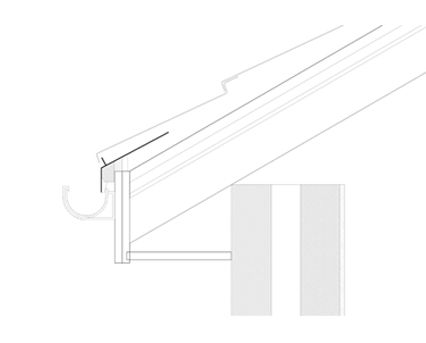 Revit, Bim, Store, Components, MEP, Object, Swish, Building, Products,14, METRIC, Vented, Eaves, Protector