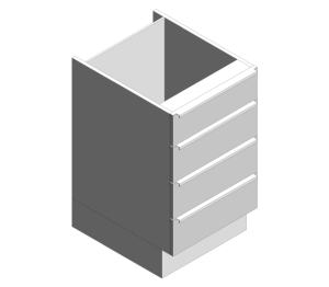 Product: Drawer Base Cabinets