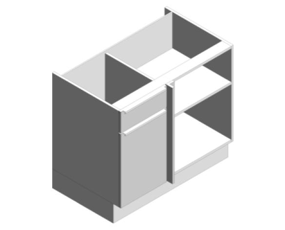 Revit, BIM, Download, Free, Components, object, objects, Symphony, Kitchens, Cabinets, Units, Casework, Drawer, Line, Corner