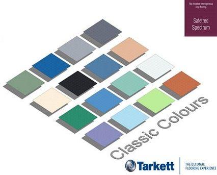 Image of Safetred Spectrum Slip Resistant Vinyl Flooring