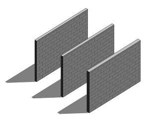 Product: Aircrete Blocks Range