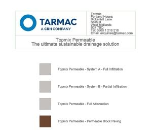 Product: Topmix Permeable
