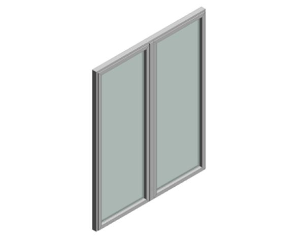 Technal, SOLEAL, FY65, Window, Curtain, Wall, Walling, Facade, Revit, BIM, Store, Components, Architecture, Object,door,entrance,high,performance,minimal,sash,in,out,open,visible,tilt,slide