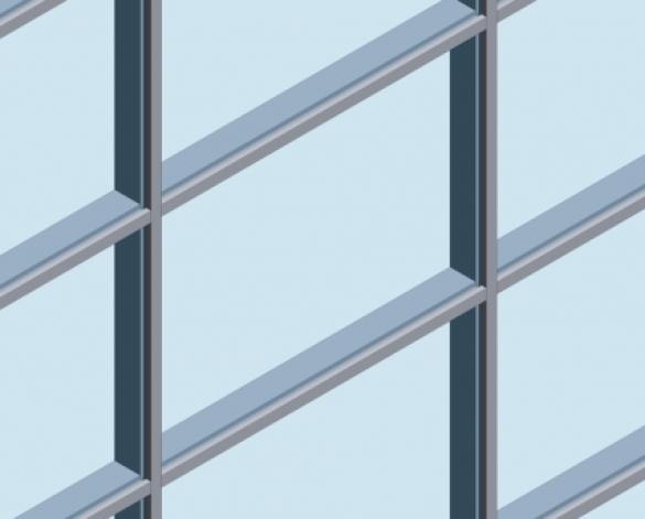 MX 62 Curtain Walling