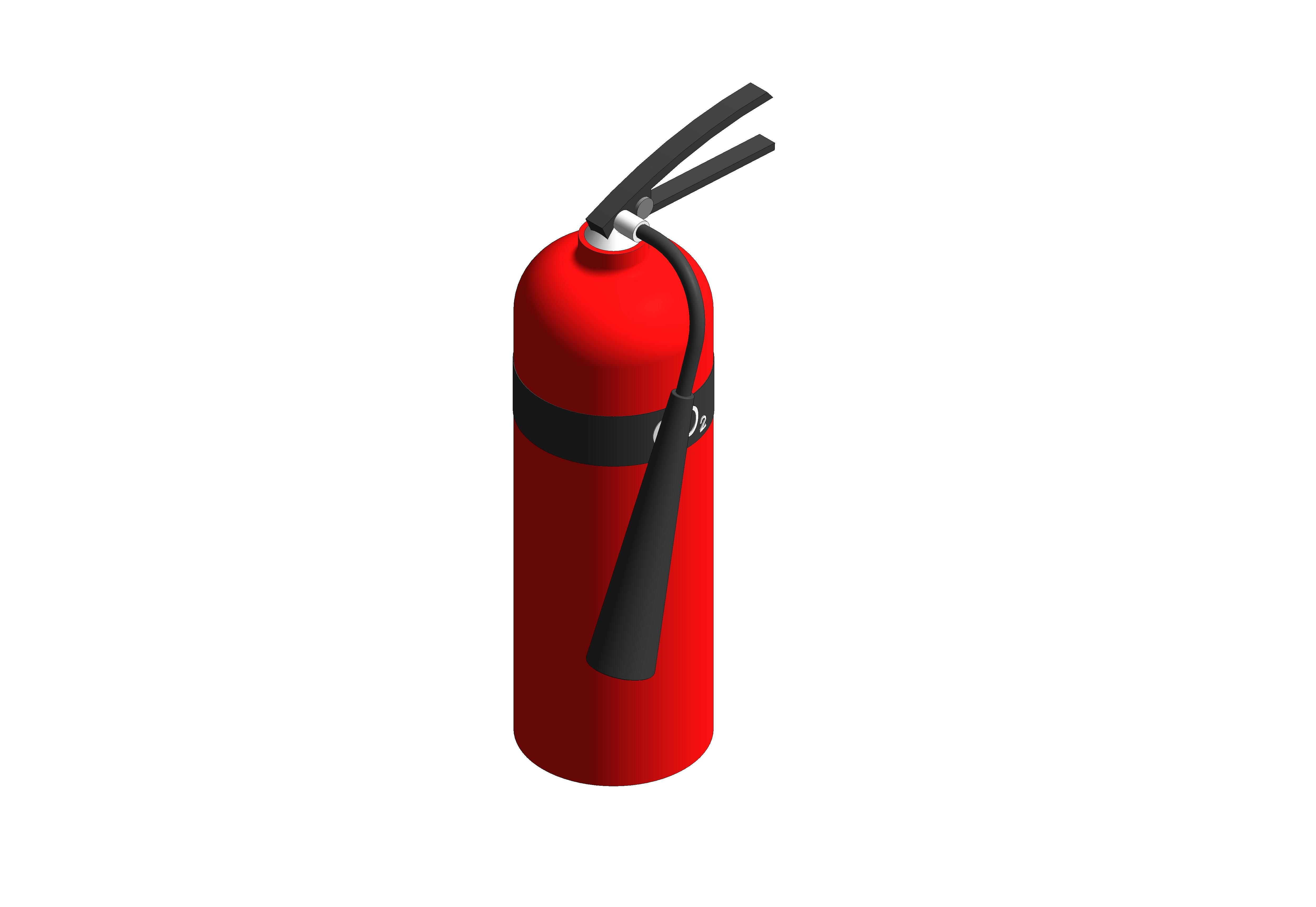 Image of CO2 Fire Extinguisher