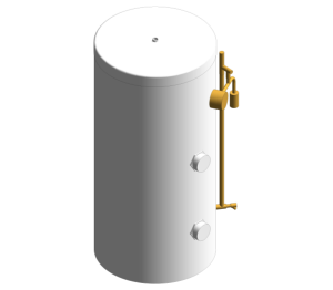 Product: ECOCYL Standard Direct Pre Plumbed Twin