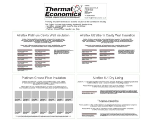 Revit, Bim, Store, Components, Generic, Model, Object, 14, thermal, economics, ltd, thermal, products, alreflec, platinum, Ultratherm, 1L1, TE, Platinum, Ground, Floor, Insulation, Therma, breathe