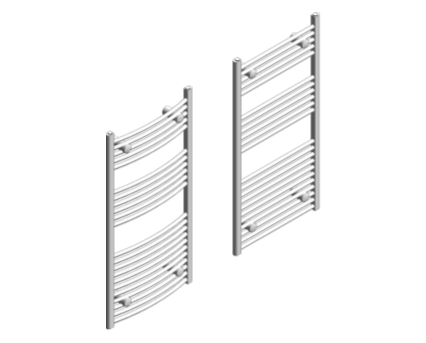 Revit, BIM, Download, Free, Components, object,Heating, Radiator, Mechanical, Wall, Mounted, Equipment, Free, Towel, Rads, Richmond, Electric, Chrome