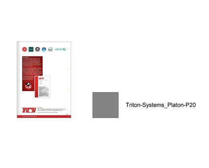 Revit, Bim, Store, Components, Object, 13, Triton, Platon, P20, Membrane, Waterproofing, System