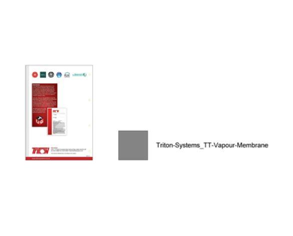 Revit, Bim, Store, Components, Object, 13, Triton, TT, Vapour, Membrane