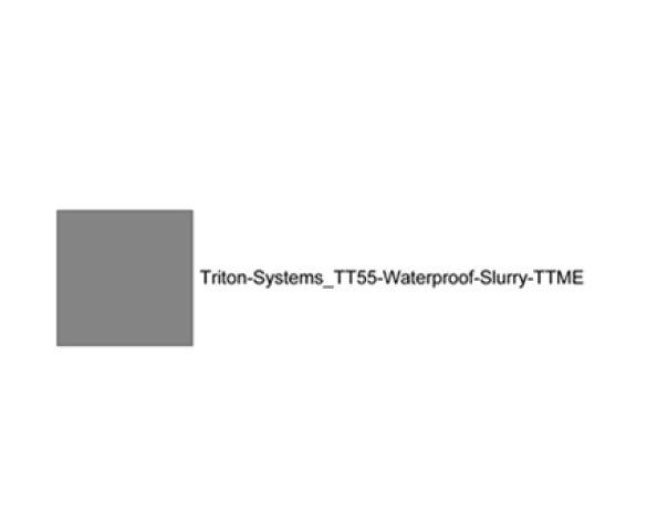 Revit, Bim, Store, Components, Object, 13, Triton, TT55, Waterproof, Slurry, TTME