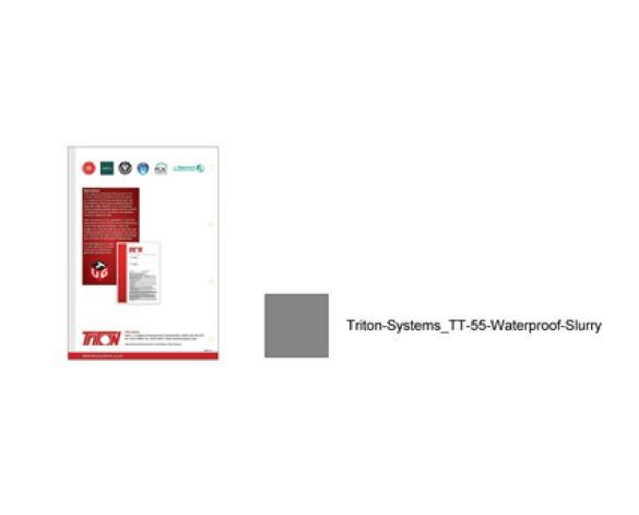 Revit, Bim, Store, Components, Object, 13, Triton, TT55, Waterproof, Slurry