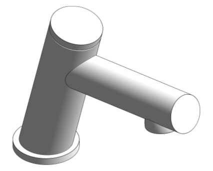 Image of Sola Touch Tap Monobloc - SF2105CP