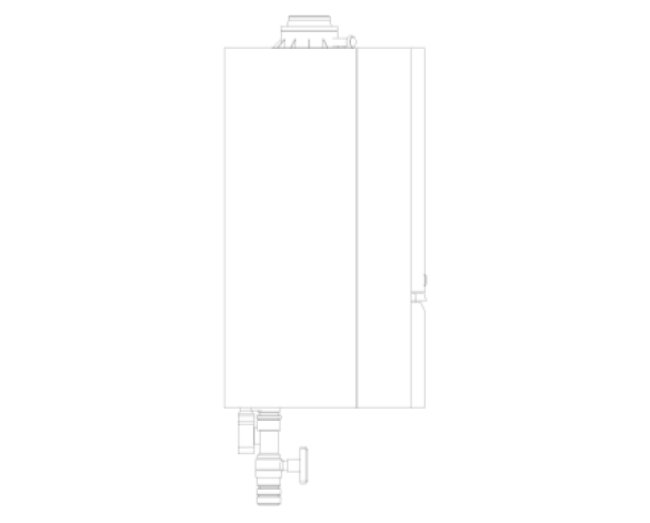 BIM, content, object, component, Bimstore, Revit, MEP, Vaillant, Boiler, Gas, Condensing, ecoTEC, , Commercial, 46kW, 65kW, heat, heating, stand, alone, domestic