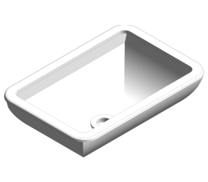 Product: Built In Wash Basin