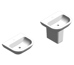 Product: S20 Basin - 5501, 5281