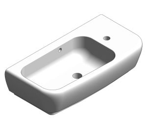 Product: Shift WashBasin - 50x25cm - 4387B003-0921