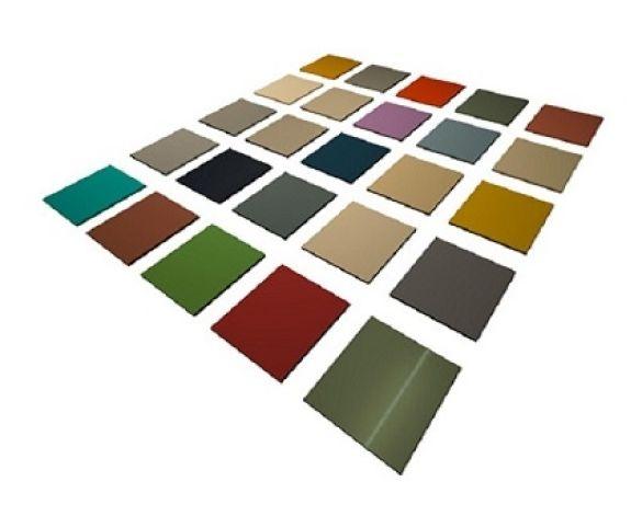 WICONA BIM Materials Library