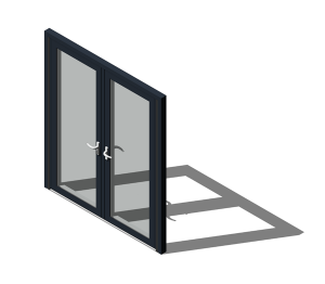 Product: Wicstyle 75 Evo Door