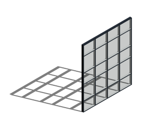 Product: Wictec 50 Curtain Walling