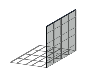Product: Wictec 50SG Curtain Walling