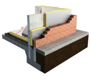 Product: XtroLiner Partial Fill Cavity Wall