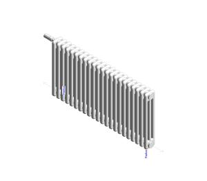 Product: Multicolumn Completto Radiator