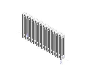 Product: Multicolumn Klinik Radiator