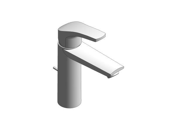 Product: Eurosmart - Single-Lever Basin Mixer 1/2″ M-Size - 2332230F