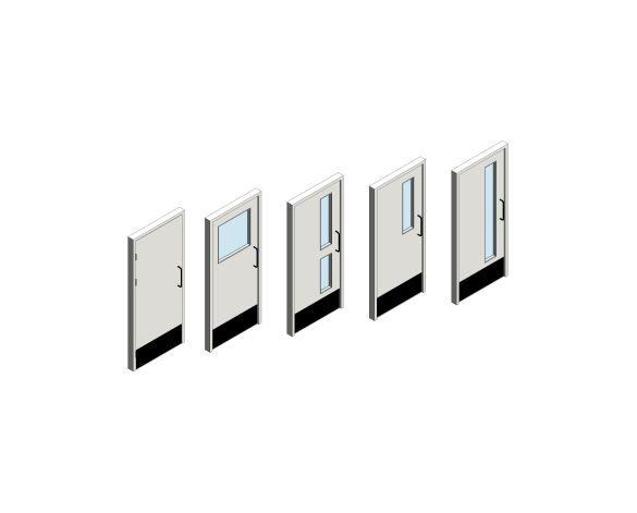 Product: Altro Whiterock Doorsets - Single