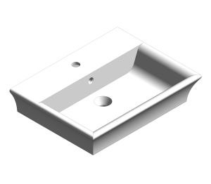 Product: Kastello 1-Hole Vessel Wash Basin - CCASF525-1010410F0