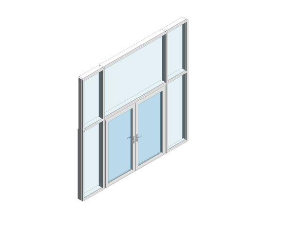 Product: TS66 MU800 HI - Standard Double Door